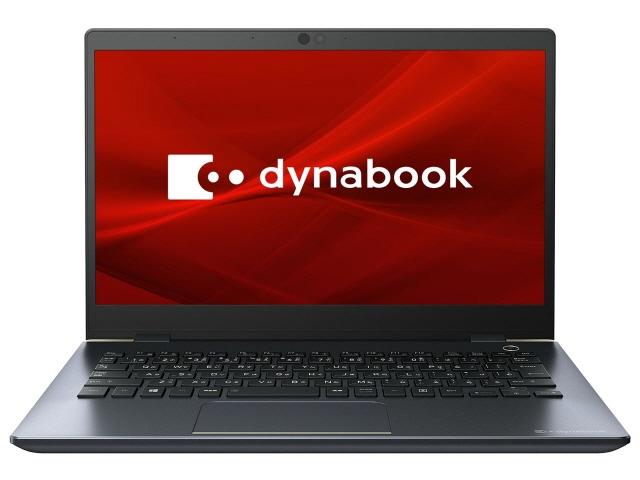 Dynabook ノートパソコン dynabook G8 P1G8JPBL [液晶サイズ:13.3インチ CPU:Core i7 8550U(Kaby Lake Refresh)/1.8GHz/4コア CPUスコア:8300 ストレージ容量:SSD:512GB メモリ容量:8GB OS:Windows 10 Home 64bit] 【】【人気】【売れ筋】【価格】