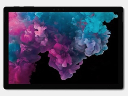 マイクロソフト タブレットPC(端末)・PDA Surface Pro 6 KJU-00028 [ブラック] [OS種類:Windows 10 Home 画面サイズ:12.3インチ CPU:Core i7 8650U/1.9GHz 記憶容量:256GB]
