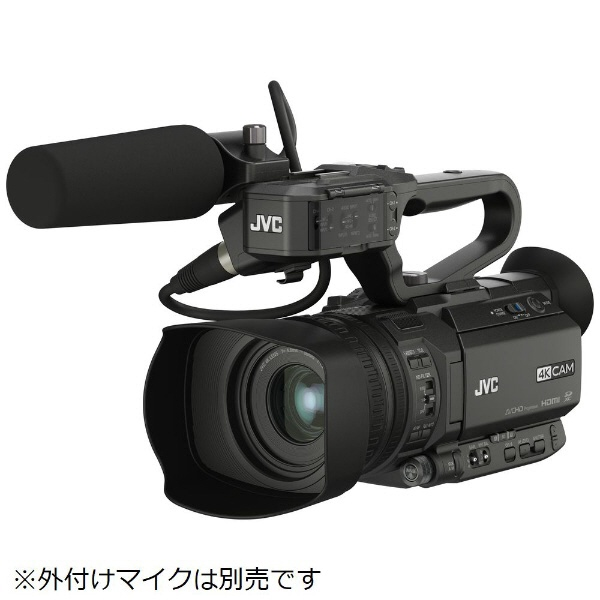 【キャッシュレス 5% 還元】 JVC ビデオカメラ GY-HM175 [タイプ:ハンディカメラ 画質:4K 撮像素子:CMOS 1/2.3型] 【】 【人気】 【売れ筋】【価格】