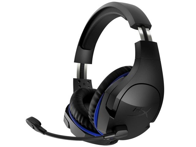 【キャッシュレス 5% 還元】 キングストン ヘッドセット HyperX Cloud Stinger Wireless HX-HSCSW-BK [ヘッドホンタイプ:オーバーヘッド 装着タイプ:両耳用] 【】 【人気】 【売れ筋】【価格】