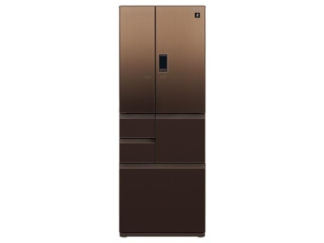 【代引不可】シャープ 冷凍冷蔵庫 SJ-GA55E-T [エレガントブラウン] 【】【人気】【売れ筋】【価格】