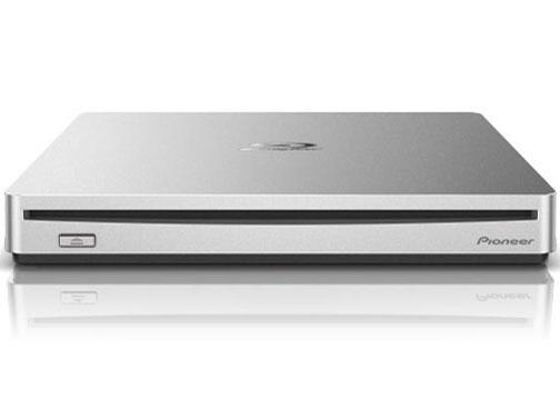 パイオニア ブルーレイドライブ BDR-XS07JM [シルバー] [接続インターフェース:USB3.1 Type-C 設置方式:外付け] 【】【人気】【売れ筋】【価格】
