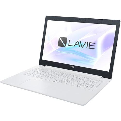 NEC ノートパソコン LAVIE Note Standard NS20A/M2W PC-NS20AM2W [液晶サイズ:15.6インチ CPU:AMD A6-9225/2.6GHz/2コア CPUスコア:2151 ストレージ容量:HDD:1TB メモリ容量:4GB OS:Windows 10 Home 64bit] 【】【人気】【売れ筋】【価格】