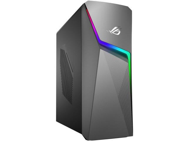 ASUS デスクトップパソコン ROG STRIX GL10CS GL10CS-I5G1050 [CPU種類:Core i5 8400(Coffee Lake) メモリ容量:8GB ストレージ容量:1TB HDD + 16GB Optaneメモリ OS:Windows 10 Home 64bit]