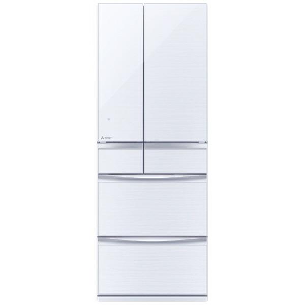 【代引不可】三菱電機 冷凍冷蔵庫 置けるスマート大容量 MXシリーズ MR-MX57E-W [クリスタルホワイト] 【】【人気】【売れ筋】【価格】