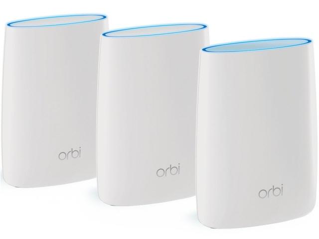 NETGEAR 無線LANブロードバンドルーター Orbi RBK53-100JPS [無線LAN規格:IEEE802.11a/b/g/n/ac 接続環境:最大90デバイス(1台あたり30デバイス)] 【】【人気】【売れ筋】【価格】