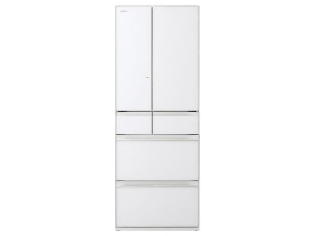 【代引不可】日立 冷凍冷蔵庫 R-HW60K(XW) [クリスタルホワイト] 【】 【人気】 【売れ筋】【価格】