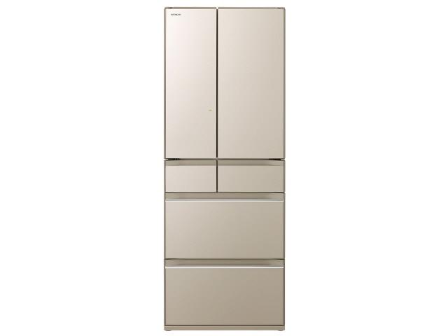【代引不可】日立 冷凍冷蔵庫 R-HW60K(XN) [プレーンシャンパン] 【】 【人気】 【売れ筋】【価格】