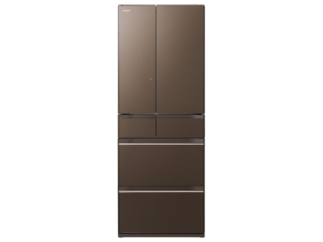 【代引不可】日立 冷凍冷蔵庫 R-HW60K(XH) [グレイッシュブラウン] 【】 【人気】 【売れ筋】【価格】