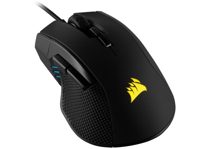 【キャッシュレス 5% 還元】 Corsair マウス IRONCLAW RGB CH-9307011-AP [タイプ:光学式マウス インターフェイス:USB その他機能:カウント切り替え可能 重さ:105g] 【】 【人気】 【売れ筋】【価格】