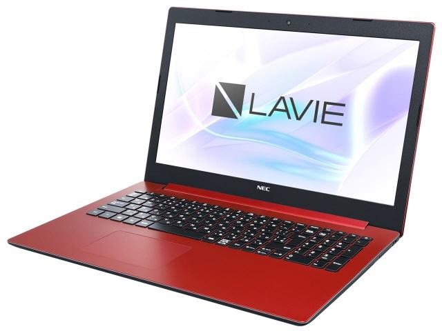 NEC ノートパソコン LAVIE Note Standard NS600/MAR PC-NS600MAR [カームレッド] 【】【人気】【売れ筋】【価格】