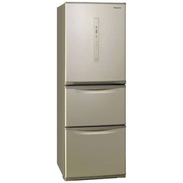 【代引不可】パナソニック 冷凍冷蔵庫 NR-C340CL-N [シルキーゴールド] 【】【人気】【売れ筋】【価格】