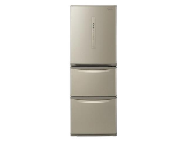 【代引不可】パナソニック 冷凍冷蔵庫 NR-C340C-N [シルキーゴールド] 【】【人気】【売れ筋】【価格】
