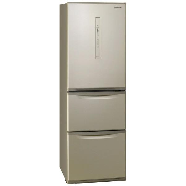 【代引不可】パナソニック 冷凍冷蔵庫 NR-C370CL-N [シルキーゴールド]【】 冷凍冷蔵庫【人気】【人気】 NR-C370CL-N【売れ筋】【価格】, 添上郡:e74db54c --- officewill.xsrv.jp