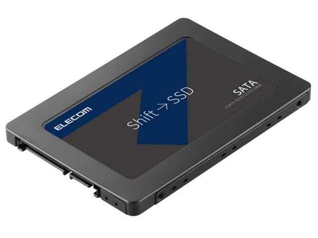 エレコム SSD ESD-IB0480G [容量:480GB 規格サイズ:2.5インチ インターフェイス:Serial ATA 6Gb/s タイプ:TLC] 【】【人気】【売れ筋】【価格】