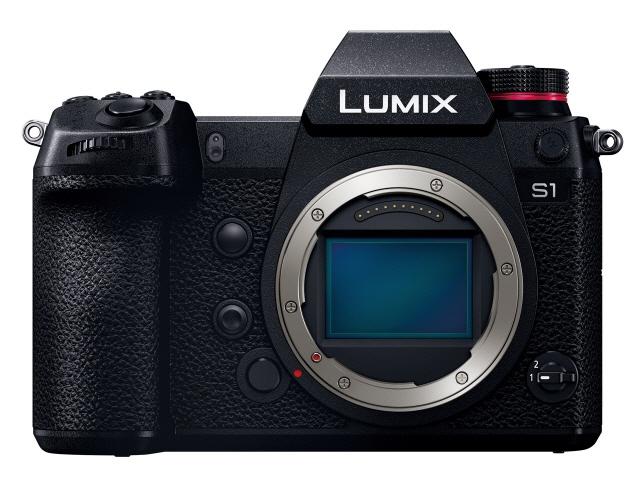 【キャッシュレス 5% 還元】 パナソニック デジタル一眼カメラ LUMIX DC-S1 ボディ 【】 【人気】 【売れ筋】【価格】