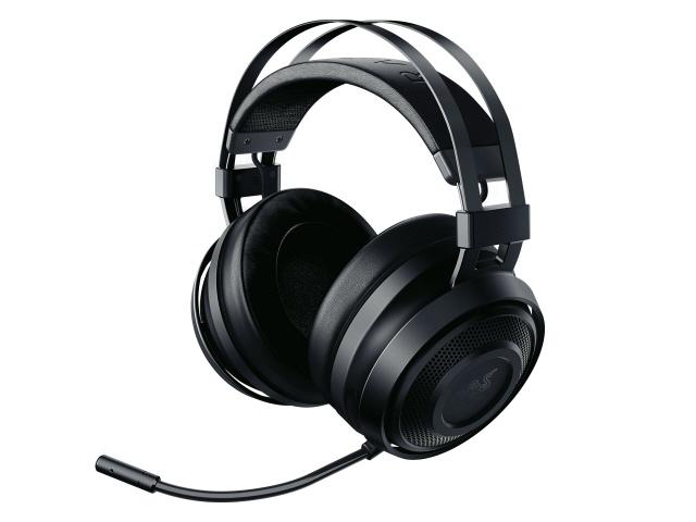 【キャッシュレス 5% 還元】 Razer ヘッドセット Nari Essential [ヘッドホンタイプ:オーバーヘッド 片耳用/両耳用:両耳用] 【】 【人気】 【売れ筋】【価格】