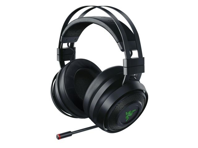 Razer ヘッドセット Nari [ヘッドホンタイプ:オーバーヘッド 片耳用/両耳用:両耳用] 【】【人気】【売れ筋】【価格】