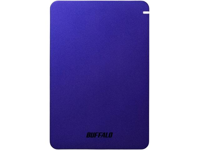 【キャッシュレス 5% 還元】 バッファロー 外付け ハードディスク HD-PGF1.0U3-BLA [ブルー] [容量:1TB インターフェース:USB3.1 Gen1(USB3.0)] 【】 【人気】 【売れ筋】【価格】