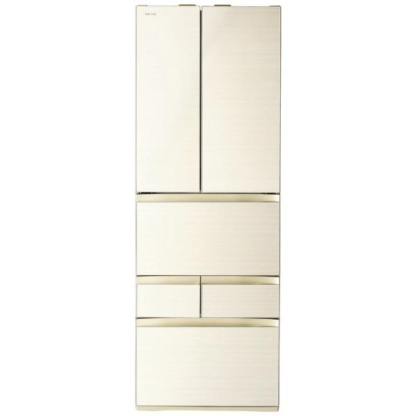 【代引不可】東芝 冷凍冷蔵庫 VEGETA GR-R510FZ(ZC) [ラピスアイボリー] 【】【人気】【売れ筋】【価格】