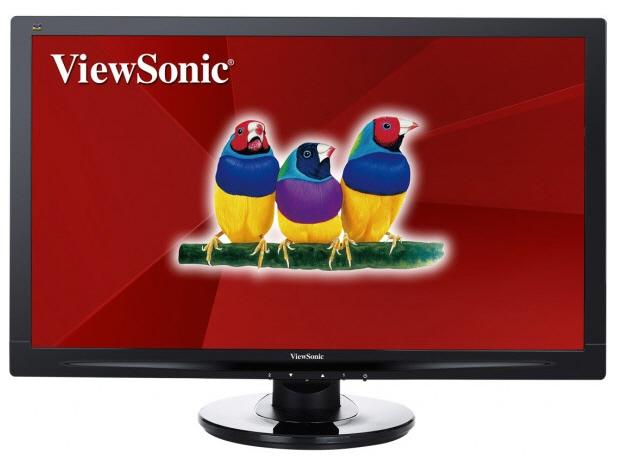 【キャッシュレス 5% 還元】 【代引不可】ViewSonic 液晶モニタ・液晶ディスプレイ VA2446MH-LED-7 [23.6インチ ブラック] [モニタサイズ:23.6インチ モニタタイプ:ワイド 解像度(規格):フルHD(1920x1080) 入力端子:D-Subx1/HDMI1.4x1]