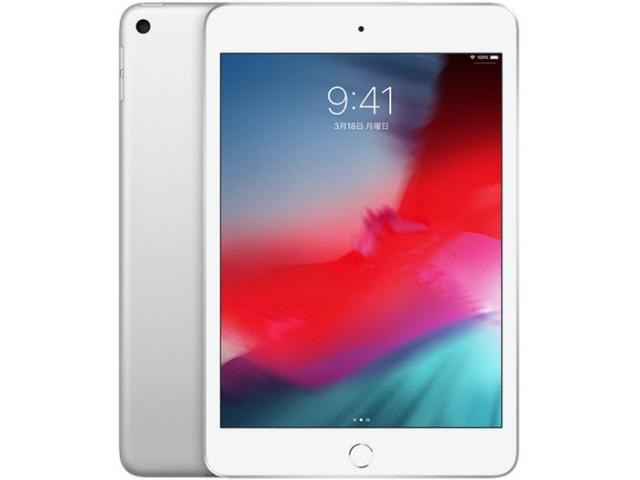 APPLE タブレットPC(端末)・PDA iPad mini 7.9インチ 第5世代 Wi-Fi 256GB 2019年春モデル MUU52J/A [シルバー] [OS種類:iOS 12 画面サイズ:7.9インチ CPU:Apple A12 記憶容量:256GB] 【】【人気】【売れ筋】【価格】