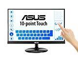 【キャッシュレス 5% 還元】 【代引不可】ASUS 液晶モニタ・液晶ディスプレイ VT229H [21.5インチ ブラック] [モニタサイズ:21.5インチ モニタタイプ:ワイド 解像度(規格):フルHD(1920x1080) 入力端子:D-Subx1/HDMI2.0x1/USBx1]