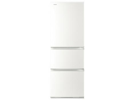 【代引不可】東芝 冷凍冷蔵庫 VEGETA GR-R36S(WT) [グレインホワイト] 【】 【人気】 【売れ筋】【価格】