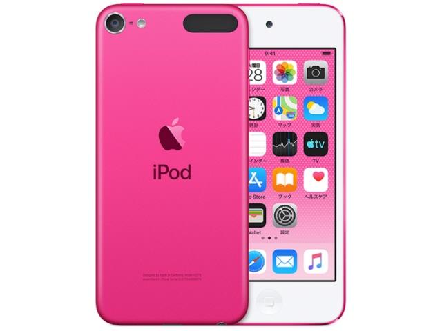 【ポイント5倍】Apple MP3プレーヤー iPod touch MVJ82J/A [256GB ピンク] [記憶媒体:内蔵メモリ 記憶容量:256GB 再生時間:40時間 インターフェイス:Lightningコネクタ]  【人気】 【売れ筋】【価格】