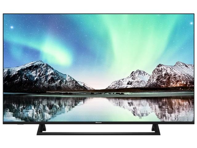 セール特価品 BS CS 4Kチューナー内蔵の4Kスマートテレビ 43V型 代引不可 ハイセンス 43インチ 新登場 43E6800 液晶テレビ 売れ筋 人気 価格