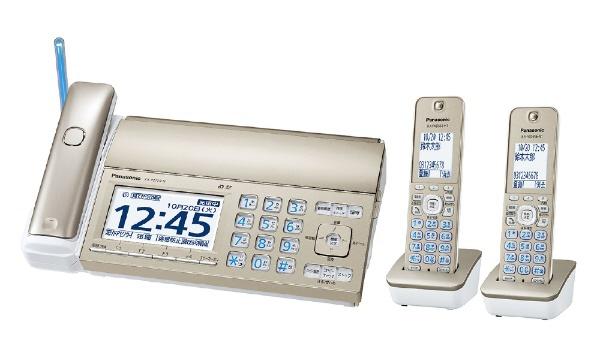 【キャッシュレス 5% 還元】 パナソニック 電話機 おたっくす KX-PZ720DW-N [シャンパンゴールド] [電話機能:○] 【】 【人気】 【売れ筋】【価格】