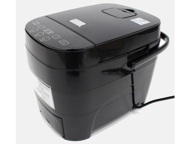 【キャッシュレス 5% 還元】 ヒロコーポレーション 炊飯器 HTC-001BK [ブラック] [炊飯量:5合 タイプ:マイコン炊飯器] 【】 【人気】 【売れ筋】【価格】