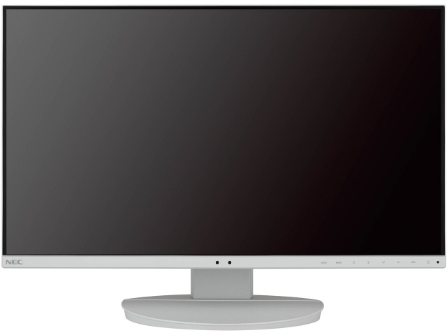 【キャッシュレス 5% 還元】 NEC 液晶モニタ・液晶ディスプレイ MultiSync LCD-EA241F [23.8インチ] [モニタサイズ:23.8インチ モニタタイプ:ワイド 解像度(規格):フルHD(1920x1080) 入力端子:DVIx1/D-Subx1/HDMIx1/DisplayPortx1]