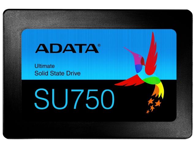 【キャッシュレス 5% 還元】 ADATA SSD Ultimate SU750 ASU750SS-512GT-C [容量:512GB 規格サイズ:2.5インチ インターフェイス:Serial ATA 6Gb/s タイプ:3D TLC NAND] 【】 【人気】 【売れ筋】【価格】