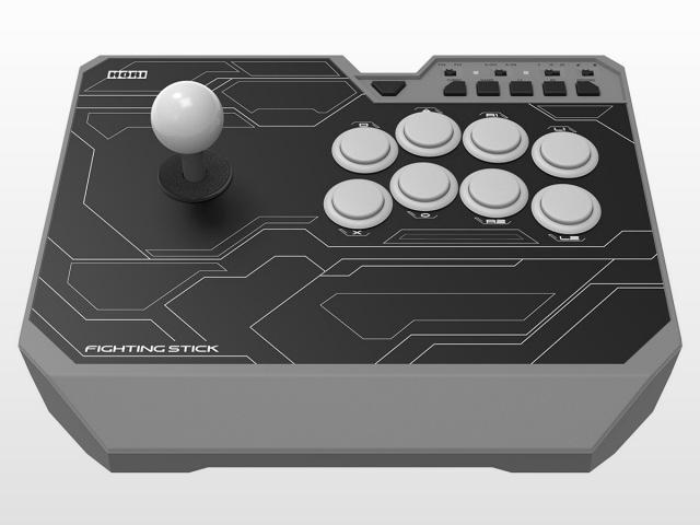 【キャッシュレス 5% 還元】 HORI ゲーム周辺機器 ファイティングスティック for PlayStation4/PlayStation3/PC PS4-129 [対応機種:PS3/PS4/Windows タイプ:アーケードコントローラ] 【】 【人気】 【売れ筋】【価格】