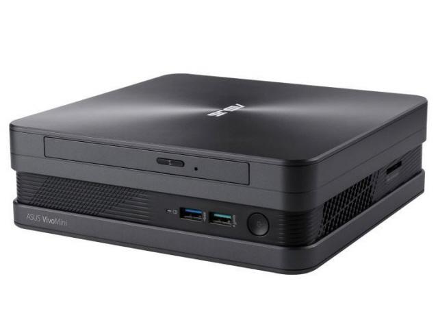 【キャッシュレス 5% 還元】 ASUS デスクトップパソコン VivoMini VC65-C1 VC65-C1G5097ZN [CPU種類:第8世代 インテル Core i5 8400T(Coffee Lake) メモリ容量:8GB ストレージ容量:HDD:1TB OS:Windows 10 Pro 64bit] 【】 【人気】 【売れ筋】【価格】