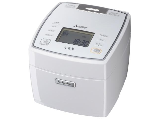 【キャッシュレス 5% 還元】 三菱電機 炊飯器 備長炭 炭炊釜 NJ-VVA10 【】 【人気】 【売れ筋】【価格】