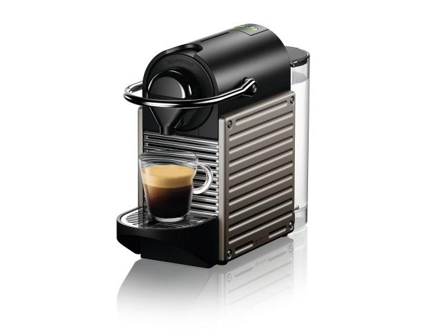 【キャッシュレス 5% 還元】 ネスレ コーヒーメーカー NESPRESSO PIXIE II C61TI [チタン] 【】 【人気】 【売れ筋】【価格】