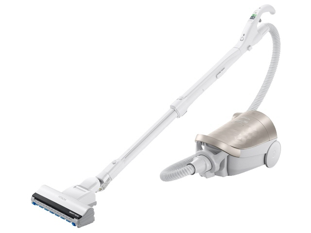【キャッシュレス 5% 還元】 日立 掃除機 かるパック CV-KP900G [タイプ:キャニスター 集じん容積:1.3L 吸込仕事率:340W] 【】 【人気】 【売れ筋】【価格】
