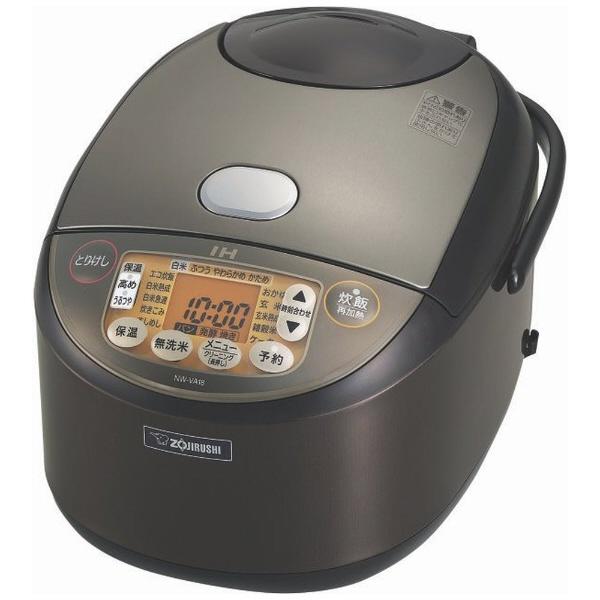 【キャッシュレス 5% 還元】 象印 炊飯器 極め炊き NW-VA18 【】 【人気】 【売れ筋】【価格】