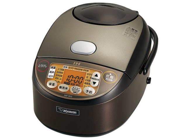 【キャッシュレス 5% 還元】 象印 炊飯器 極め炊き NW-VA10 【】 【人気】 【売れ筋】【価格】