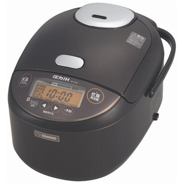 【キャッシュレス 5% 還元】 象印 炊飯器 極め炊き NP-ZT18 【】 【人気】 【売れ筋】【価格】
