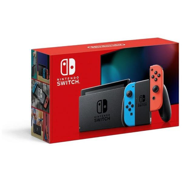 【キャッシュレス 5% 還元】 任天堂 ゲーム機 Nintendo Switch HAD-S-KABAA [ネオンブルー・ネオンレッド] 【2019年モデル】 【】 【人気】 【売れ筋】【価格】