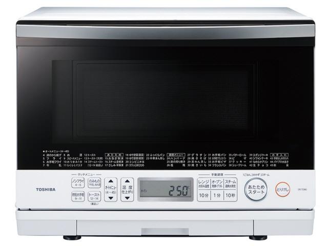 【キャッシュレス 5% 還元】 東芝 オーブン 石窯ドーム ER-TD80 [タイプ:オーブンレンジ 庫内容量:26L 最大レンジ出力:1000W] 【】 【人気】 【売れ筋】【価格】
