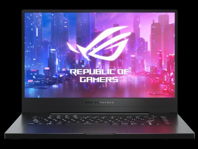 【キャッシュレス 5% 還元】 ASUS ノートパソコン ROG ZEPHYRUS G GA502DU GA502DU-A7G1660T 【】 【人気】 【売れ筋】【価格】