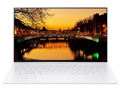 【キャッシュレス 5% 還元】 Acer ノートパソコン Swift 7 SF714-52T-A76Y/W [ムーンストーンホワイト] 【】 【人気】 【売れ筋】【価格】