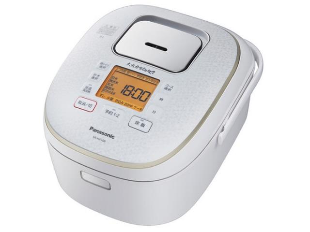 【キャッシュレス 5% 還元】 パナソニック 炊飯器 大火力おどり炊き SR-HX109 【】 【人気】 【売れ筋】【価格】