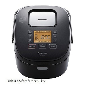 【キャッシュレス 5% 還元】 パナソニック 炊飯器 SR-HB189-K [ブラック] 【】 【人気】 【売れ筋】【価格】