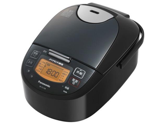 【キャッシュレス 5% 還元】 パナソニック 炊飯器 SR-FC109 【】 【人気】 【売れ筋】【価格】