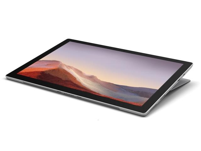 【キャッシュレス 5% 還元】 マイクロソフト タブレットPC(端末)・PDA Surface Pro 7 PUV-00014 [プラチナ] [OS種類:Windows 10 Home 画面サイズ:12.3インチ CPU:Core i5 1035G4/1.1GHz ストレージ容量:256GB] 【】 【人気】 【売れ筋】【価格】